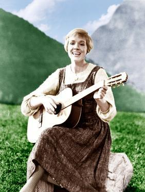 THE SOUND OF MUSIC, Julie Andrews, 1965.