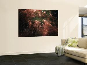 The South Pillar Region of the Star-Forming Region Called the Carina Nebula