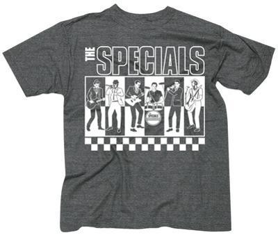 The Specials- Cartoon
