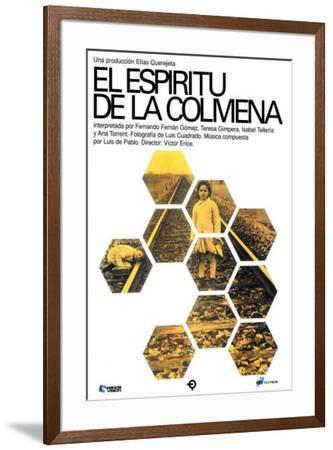 The Spirit of the Beehive - Spanish Style--Framed Poster