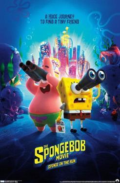 The SpongeBob Movie: Sponge On The Run - Key Art