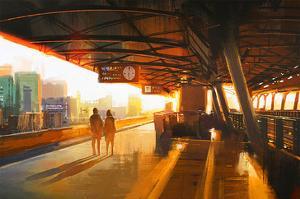 The Station Platform