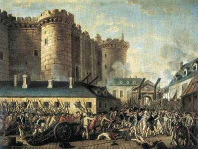 The Storming of the Bastille