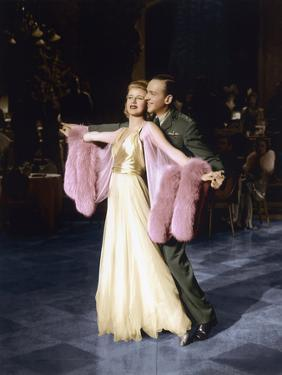 The Story of Vernon and Irene CAstle, (From Left): Ginger Rogers, Fred Astaire, 1939