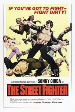 The Street Fighter, (aka The Street Fighter, aka Gekitotsu! Satsujin Ken), Sonny Chiba, 1974