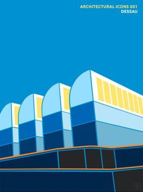 Architectural Icons 1 by THE Studio