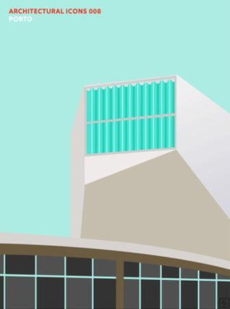 Architectural Icons 8 by THE Studio