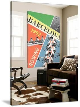 Barcelona Rowing 1992 by THE Studio