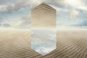 Desert Geometry 2 by THE Studio