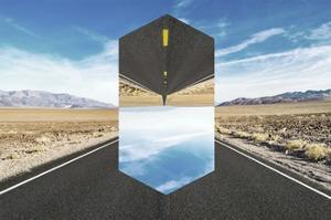 Desert Geometry 3 by THE Studio