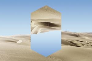 Desert Geometry 4 by THE Studio