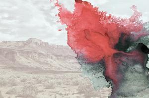 Desert Ink 1 by THE Studio
