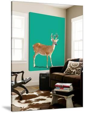 Fractal Deer by THE Studio
