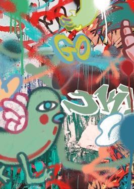 Graffiti Four by THE Studio