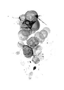 Interstellar Abstract B by THE Studio