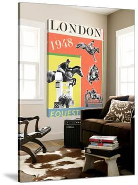 London Equestrian 1948 by THE Studio