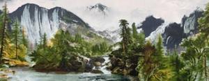 Mountain Splendor by THE Studio