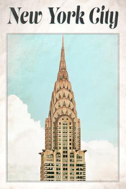 Vintage New York City by THE Studio