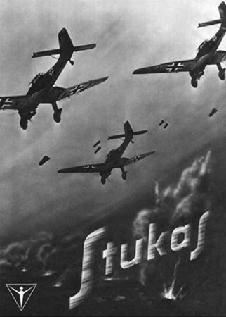 The Stuka Advertised