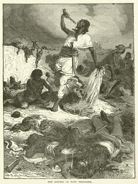 The Suicide of King Theodore
