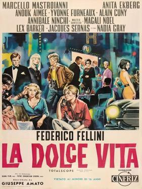 The Sweet Life, 1960 (La Dolce Vita)