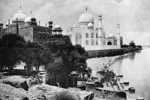 The Taj Mahal, Agra, 20th Century