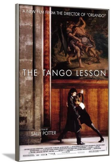 The Tango Lesson--Framed Poster