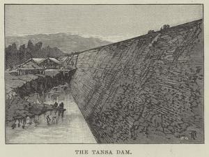 The Tansa Dam