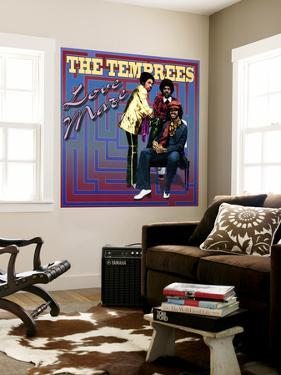 The Temprees - Love Maze
