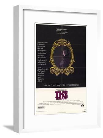 The Tenant--Framed Masterprint