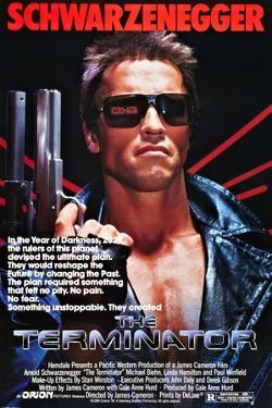 THE TERMINATOR [1984], directed by JAMES CAMERON.
