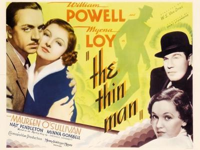 The Thin Man, 1934, Directed by W. S. Van Dyke