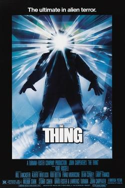 THE THING [1982], directed by JOHN CARPENTER.