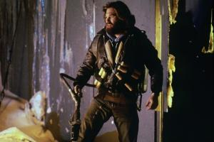 The Thing by JohnCarpenter with Kurt Russell, 1982 (photo)