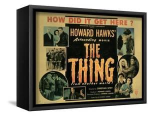 The Thing from Another World, 1951