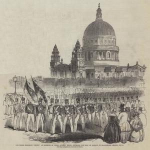 The Third Regiment Buffs