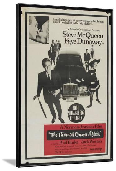 The Thomas Crown Affair - Australian Style--Framed Poster