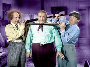 The Three Stooges: A Double Header!