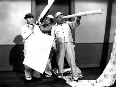 The Three Stooges: Always Hire the Experts!