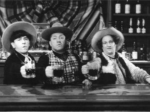 The Three Stooges: For Duty and Humanity!