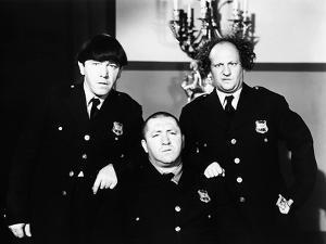 The Three Stooges: Law and Order