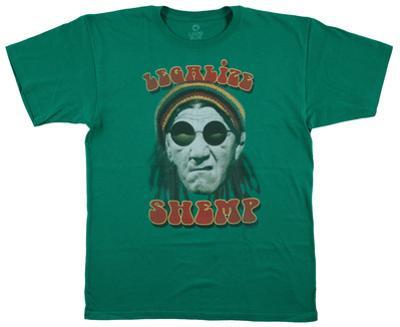The Three Stooges - Legalize Shemp