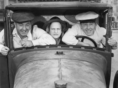 The Three Stooges: Speed Demons!