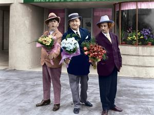 The Three Stooges: Three Dapper Dans