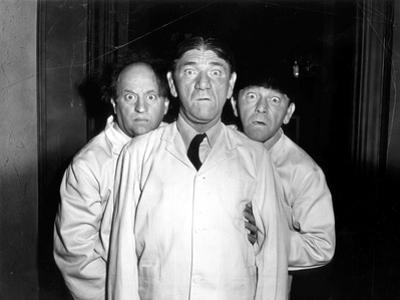 The Three Stooges: You Go Ahead. We'll Be Right Behind You!