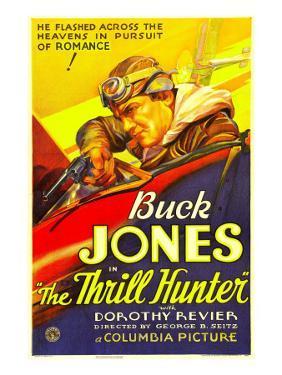 The Thrill Hunter, Buck Jones, 1933
