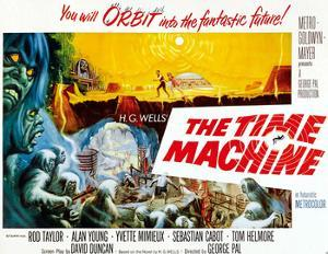 The Time Machine, 1960