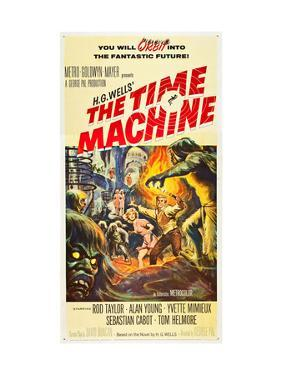 The Time Machine, From Left: Yvette Mimieux, Rod Taylor, 1960