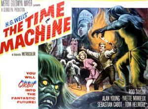 The Time Machine - Lobby Card Reproduction