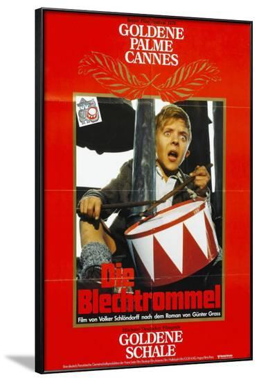 The Tin Drum - German Style--Framed Poster